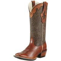 Ariat Crossfire Caliente Brown Cowgirl Boot