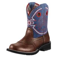 Ariat Fatbaby Freedom Cowgirl Boots