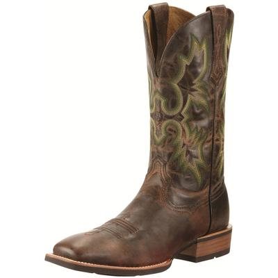 Ariat Tombstone Chestnut Cowboy Boots