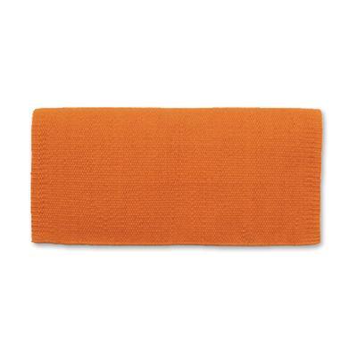 Mayatex San Juan Wool Saddle Pad, Orange 36