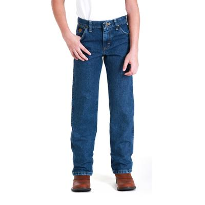 Wrangler George Strait Original Cowboy Cut Boys Jeans