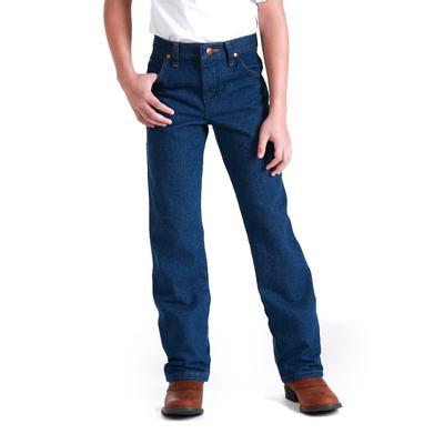 Wrangler Cowboy Cut Prewashed Boys Jeans