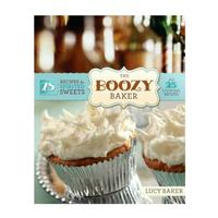 The Boozy Baker Recipe Book by Lucy Baker