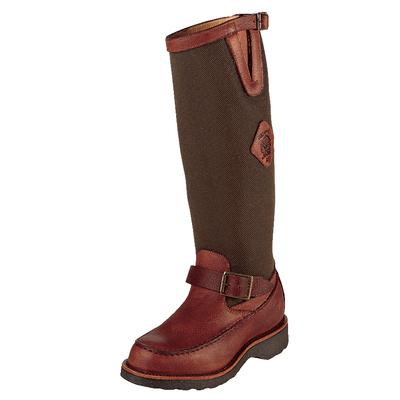 Chippewa Mahogany Upland/Espresso Mens Snake Boots