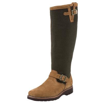 Chippewa 18 Inch Aged Regina Square Toe Mens Snake Boots