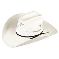 Lonestar Bangora Straw Cowboy Hat