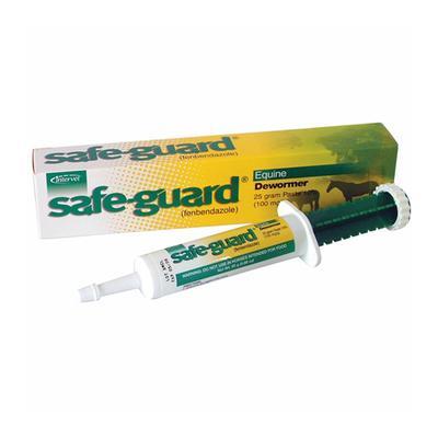 Safe-Guard Equine Dewormer Paste, 92g