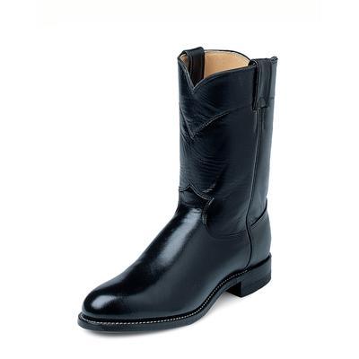 Justin Classic Roper Cowboy Boots