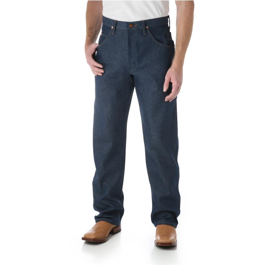 Wrangler Cowboy Cut Relaxed Fit Mens Jeans