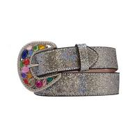 3D Belt Co. Girls Sparkle and Rhinestone Belt