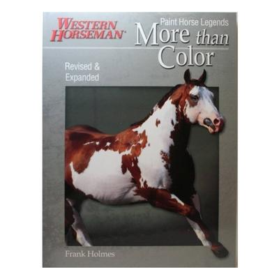 More than Color: Paint Horse Legends