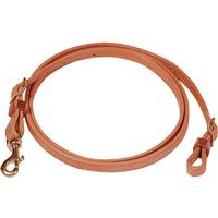 Schutz Bros. Harness Leather Roping Rein
