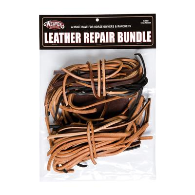 Weaver One Pound Leather Repair Bundle