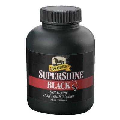 Absorbine Supershine ® Black Hoof Polish & Sealer