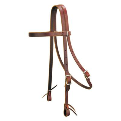 Brown Pony Headstall