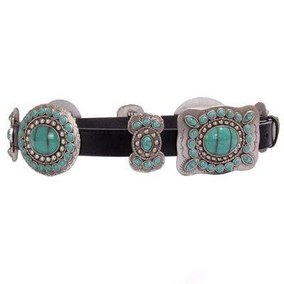 3D Belt Co. Women's Concho Belt