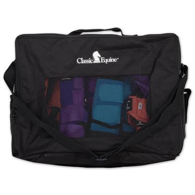 Classic Equine Boot and Accessory Tote BLK