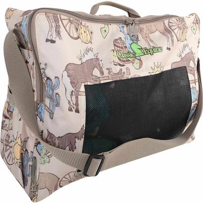 Classic Equine Boot and Accessory Tote FRONTIER
