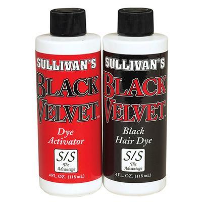 Black Velvet Hair Dye