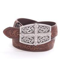Justin Bold Faith Mens Belt