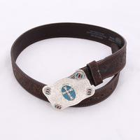 Tony Lama Santa Maria Brown Womens Belt