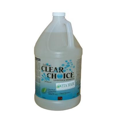 Clear Choice Ultimate Livestock Shampoo, Gallon