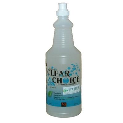 Clear Choice Ultimate Livestock Shampoo
