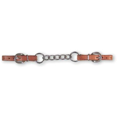 Dale Martin 5 Link Leather Curb Chain