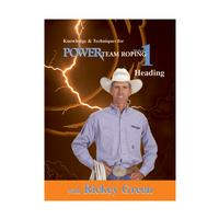 Power Team Roping Method 1 Heading DVD
