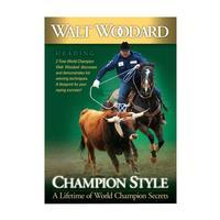 Walt Woodard: Champion Style - Heading DVD