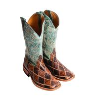 Anderson Bean Horsepower Cowboy Boots