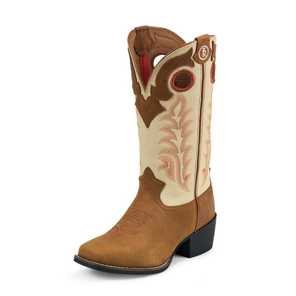 tony lama rojo bridle youth western boots d d