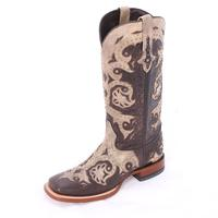 Lucchese Tobacco & Desert Cowgirl Boots
