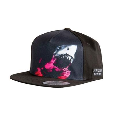 Billabong White Mike Mens Sweet Tooth Cap BPK