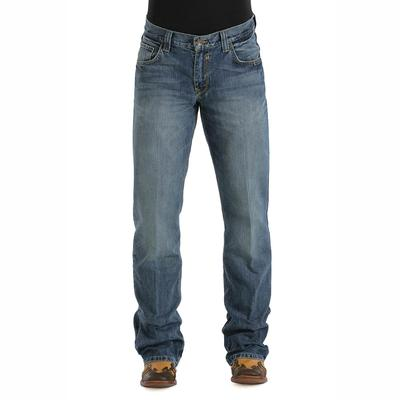 Cinch Carter Medium Stonewash Relaxed Fit Mens Jeans
