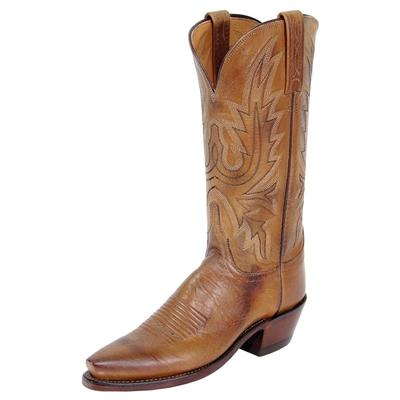 Lucchese Mad Dog Goat Cowgirl Boots