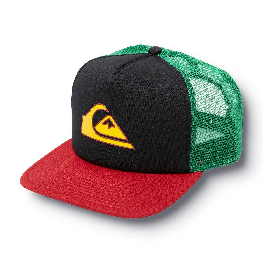 Quiksilver Mens Good Times Trucker Hat Item   N852957 fd01db6153f