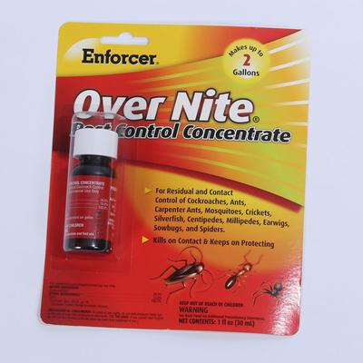 Enforcer 1 oz Liquid Concentrate indoor/outdoor Pest Control