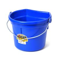 Miller 24 Qt Flat Back Bucket