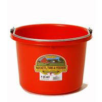 Miller 8 Qt. Poly Bucket