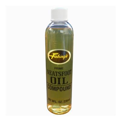 Fiebing's Prime Neatsfoot Oil 8 oz.