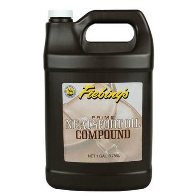 Fiebing's Prime Neatsfoot Oil 1 Gallon