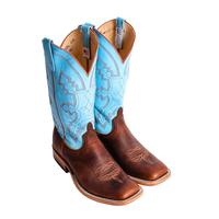 Anderson Bean Lupine Kidskin Cowboy Boots