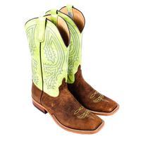Anderson Bean Geronimo Bison Cowboy Boots