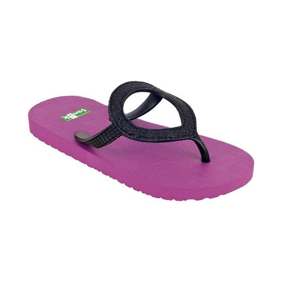 Girls sandals - Sanuk Ibiza Sparkle Girls Sandals Item Sks2905