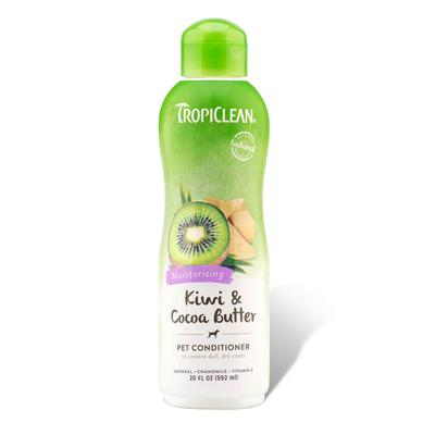 Tropiclean Kiwi and Coca Butter Conditioner For Dogs and Cats