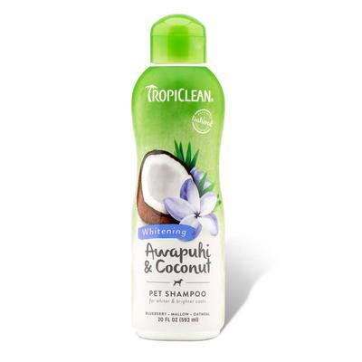 Tropiclean Whiting Awapuhi and Coconut Pet Shampoo