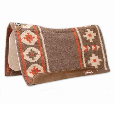 Classic Equine Zone Wool Top Pad 32X34