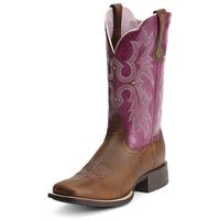 Ariat Womens Tombstone Cowgirl Boot