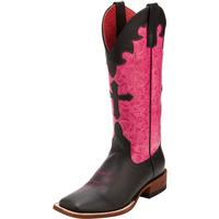 Macie Bean Too Tooled for School Cowgirl Boots